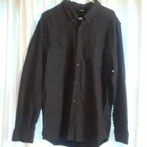 VANS Off the wall button down shirt